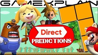 Isabelle  - (Animal Crossing) - NEW Nintendo Direct Predictions - Animal Crossing, Isabelle in Smash, Switch Online, FF, & More!