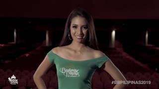 April May Short Binibining Pilipinas 2019 Introduction Video