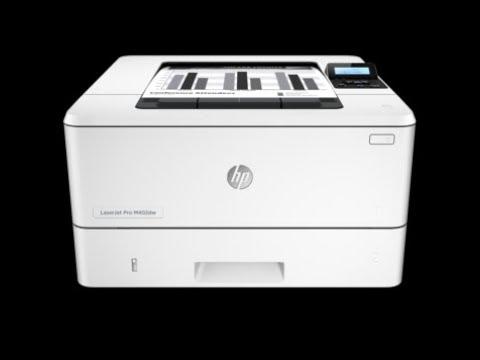 HP Laserjet Pro M402dw Wireless Monochrome Printer - C5F95A#BGJ | Cloud Panamá
