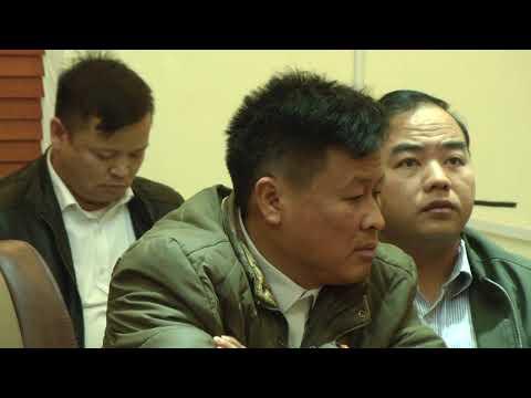 huyện Si Ma Cai công bố quyết định bổ nhiệm cán bộ quản lý