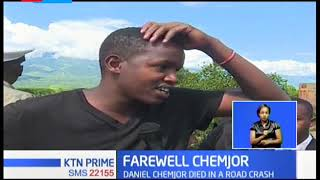 Farewell Chemjor:How Journalist slid into death