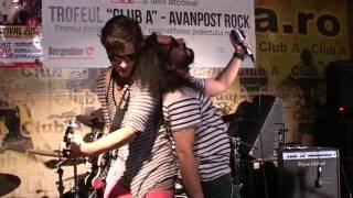 Changing Skins (Lady Hoax) @ Trofeul Club A - Avanpost Rock - CONCURS - 03.04.2012