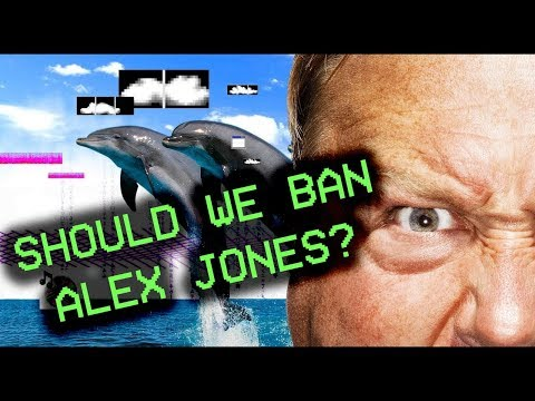 Is the Banning of Alex Jones a Sign of Progress?