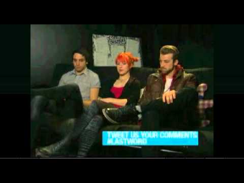 Paramore-The Last Word-'I miss Zac'-Hayley Williams