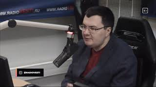 "Программа ""Параллели"" (эфир ""Вести ФМ"" от 19.01.2020)"