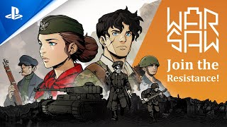 PlayStation Warsaw - Join the Resistance! Launch Trailer | PS4 anuncio