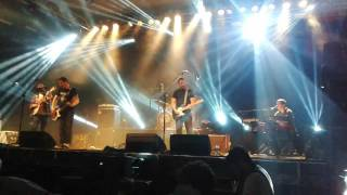 Los Brazos - Santana 27, Bilbao - 16-04-2016. All The Wrong Reasons (Tom Petty cover)