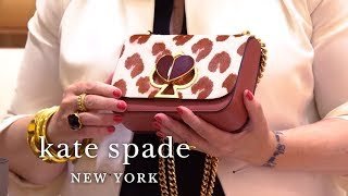 New Bags For Fall 2019: Crossbody, Satchel, Nicola & More! | Talking Shop | Kate Spade New York