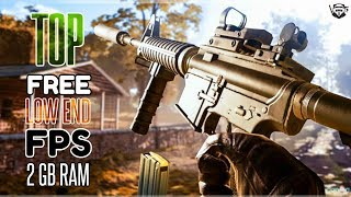 Top 10 FREE FPS Low End PC GAMES ( 2gb ram pc games ) | PART 2
