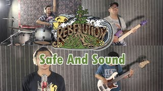 Rebelution - Safe and Sound Reggae Cover by Sanca Records