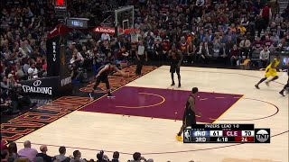 3rd Quarter, One Box Video: Cleveland Cavaliers vs. Indiana Pacers