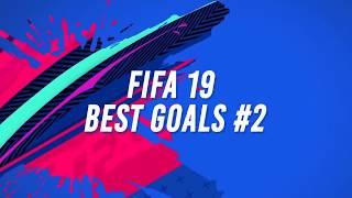 FIFA 19 TOP 10 BEST GOALS! Ft., RABONA KICK,CAVANI OVERHEAD,BACKHEEL,!