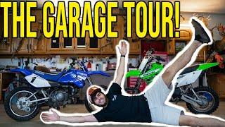 What's Inside Braydon Price's Garage?