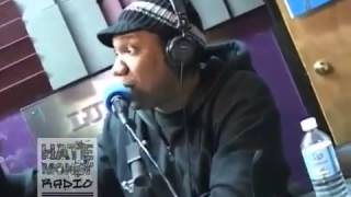 KRS-One 5min Freestyle 2014