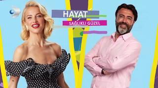 Kanal D Hayat Sağlıklı Güzel - Leyla Pektaş - Gökhan Murat Pektaş- Hair Hotel Saç Çözümleri Merkezi