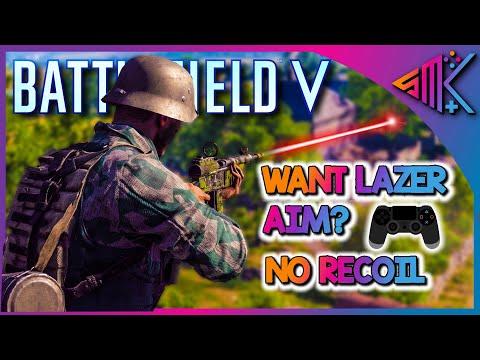 Battlefield V Logitech Mouse Macro BFV No Recoil Rapid Fire