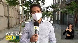 Nova remessa de vacinas da Covax Facility chega ao Brasil