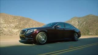 Mercedes Benz S Class W222 NEW 2015 Official Trailer