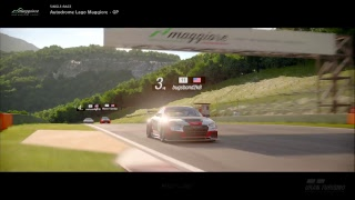 Bugsbond2k8 Gran Turismo Sport online 9-11-18 2nd place replay