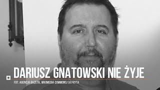 """Nie żyje Dariusz Gnatowski! Aktor ze """"Świata według Kiepskich"""" miał zaledwie 59 lat"""