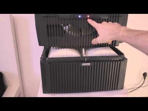 Test: Luftreiniger Venta LW44 / LW45