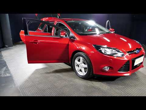 Ford FOCUS 1,6 EcoBoost 150 Start/Stop Titanium Wag, Farmari, Manuaali, Bensiini, TUZ-357