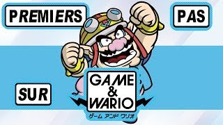 [Premiers Pas] GAME & WARIO - Ca Sent La Flatulence !!!
