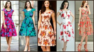 Classy And Elegant Midi Dresses|A Line Knee Lenght Casual Dresses|Latest Awesome Midi Dresses 2020