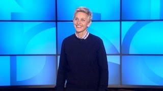 Ellen's Post Oscar Monologue