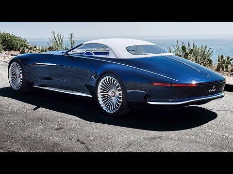 Mercedes - Maybach Vision 6 Cabriolet