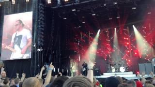 Dizzy Mizz Lizzy, 11:07 PM, live Northside Festival 2015