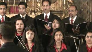 CSI Malayalam Church, London, UK - Christmas Carols - 2009 - Coventry Carol