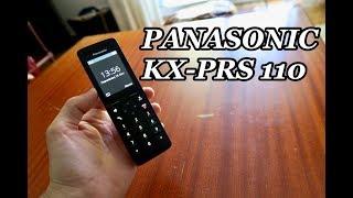Unboxing & Review: Panasonic KX-PRS 110