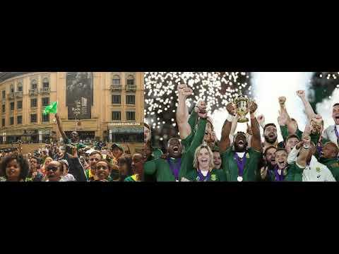 DJ Ace - Springboks Celebrations!!! (Saxophone SlowJam Mix)