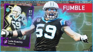 Luke Kuechly Comes Out Of Retirement To Lead My Team In A Defensive Struggle! (Great Game)