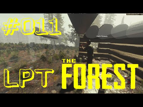 THE FOREST [HD] #011 - LPT - Keine Pause für die Blaupause ★ Let's Play Together The Forest