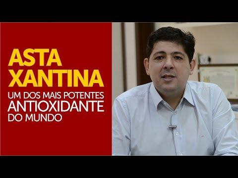 Astaxantina - Um dos mais potentes #antioxidantes do mundo