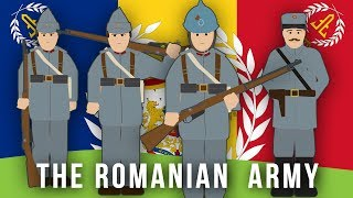 WWI Factions: The Romanian  Army