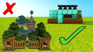 Minecraft Noob Vs Pro Dirt Edition Dirt Castle And Dirt House Minecraftvideos Tv