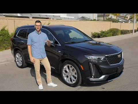 External Review Video hyCgT4vlNxU for Cadillac XT6 Crossover