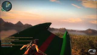 Just Cause 2:mp - Rocket Boat!