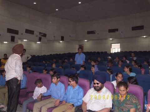 dental awareness at district blind school ludhiana