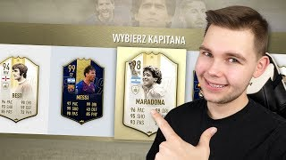 MARADONA & MESSI! | FIFA 19 DRAFT