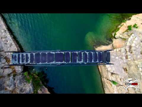 Xiaomi Mi Drone 4K - Paraje del rio Sellent (Bolbaite)