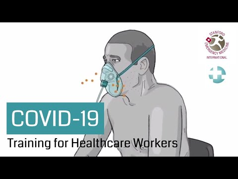 , title : 'COVID-19 Training for Healthcare Workers