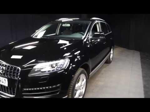 Audi Q7 3,0 V6 TDI DPF 176 quattro A 5-ist, Maastoauto, Automaatti, Diesel, Neliveto, ENE-947