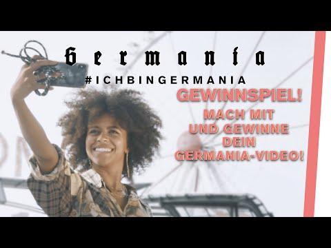 #ichbingermania | Gewinne deine eigene GERMANIA-Folge!