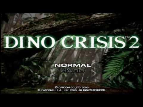 Dino Crisis 2 HD Full Walkthrough
