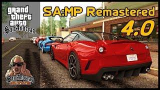SA:MP Remastered 4.0 | Ultra Modpack For SA:MP » San Andreas: Multiplayer ᴴᴰ