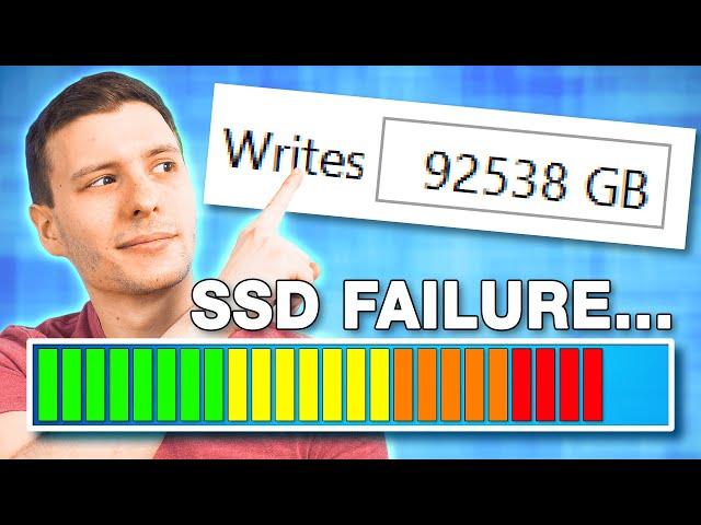 Hoe lang werken SSDs?